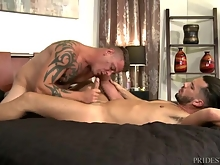 Free PrideStudios gay porn video