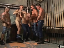 Free ScaryFuckers gay porn video