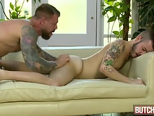 Free ButchDixon gay porn video