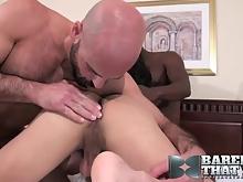 Free BarebackThatHole gay porn video