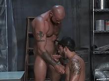 Free RagingStallion gay porn video